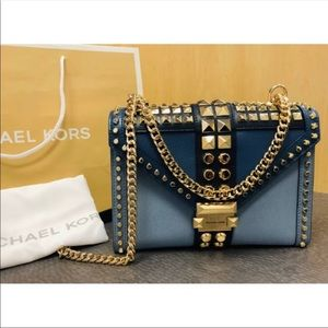 $358 Michael Kors Whitney Handbag MK Purse Bag